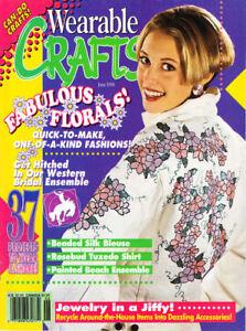 Loisirs Créatifs Livres : #1395 Wearable Magazine Juin 1994