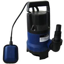 400 W électrique submersible pompe à eau sale spa inondation 7500 l / heure pond pool