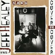 Cover To Cover - Jeff Healey (2017, CD NEUF)