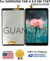 YES LCD Screen Touch Digitizer Assembly For Samsung Galaxy TAB A 8.0 SM-T387