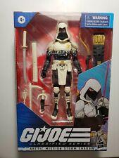 *IN HAND* Hasbro G.I. Joe Classified Series Arctic Mission Storm Shadow 6?