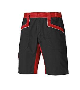 Dickies Hommes Industrie 260 Court Rouge/Noir et Blanc/Gris Divers Taille