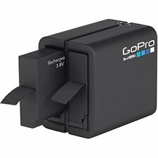 GOPRO HERO4 DUAL BATTERY CHARGER + ORIGINAL BATTERY* 2