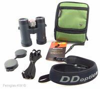ddoptics 440150013 LUX heure 10X42 Jumelles avec sac et Courroies pour