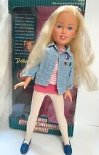 """Babysitters Club Doll 18"""" Dawn with Clothes in Box by Kenner Posable Rooted Hair"""