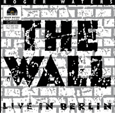 ROGER WATERS ' THE WALL LIVE IN BERLIN 2 X CLEAR VINYL RSD 2020 NEW & SEALED