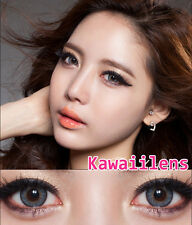 Kontaktlinsen Contact Lenses Color Soft Cosplay GEO Lens Cosmatic MIMI T Gray