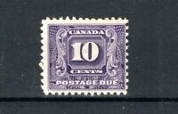 Canada 1932 10c Postage Due MNH