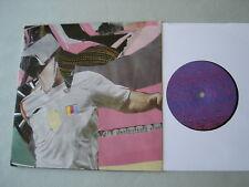 "KLAXONS Atlantis 2 Interzone 7"" vinyl single"