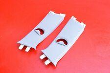 BMW E90 325 328 330 335 Center Middle Upper B Pillar Cover Trims Set 65K! OEM