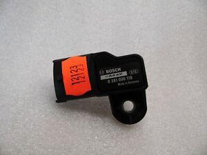 Honda CR-V III CRV 2.2i-DTEC Ladedrucksensor Drucksensor MAP Sensor 0281006118