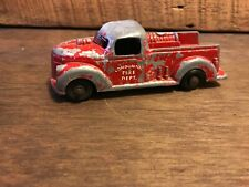 Vintage & Rare London Toys (Canada) 1940s Diecast Fire Truck 6 Inches