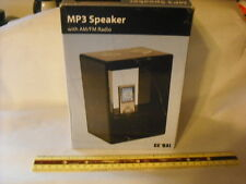 New Global MP3 Speaker With Blue Light & Radio