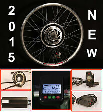 Electric Bicycle hub Motor Ebike Conversion Kit E-bike Front 48V1000W Disc Brake