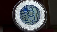 25 euro 2019 Ag Austria Autriche Österreich NIOB silver Künstliche Intelligenz