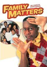 Family Matters . The Complete Season 8  . Alle Unter Einem Dach . 3 DVD . NEU