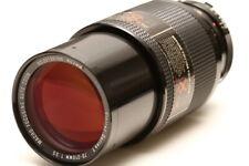Vivitar Series 1 70-210mm f3.5 Macro Focusing Zoom Lens Minolta MD Mount, M/MD