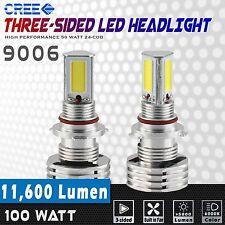 9006 COB Xenon WhiteHeadlight Lamp Bulb 100Watts ~~11600 lumens~~