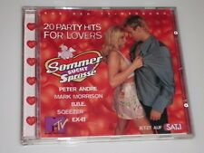 SOMMER SUCHT SPROSSE PARTY HITS FOR LOVERS CD MIT PETER ANDRE / MARK MORRISON