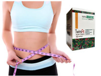 TwinsFit 100% natural capsules fast weight loss fat burn men women