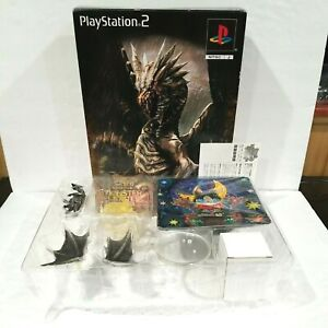 Monster Hunter 2 Dos DX Hunters Box Limited Edition PlayStation 2 PS2 - No Game