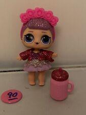 Lol surprise series 2 sugar queen doll L.O.L rare glitter