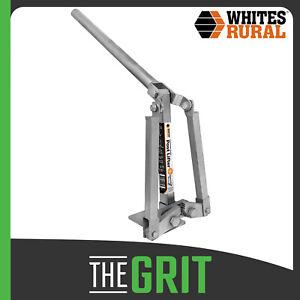 Whites Rural Grip'n'Lift Steel Post Remover Star Picket Lifter Steel Post Puller