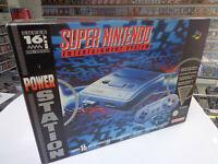 Konsole - Super Nintendo SNES (Vollständiges Top Set,1 Controller &OVP) 11242376