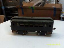 Lionel train passenger cars