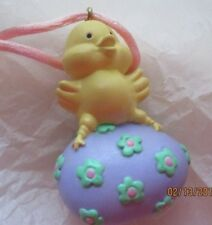 Vintage Avon The Gift Collection*Easter Decoration Chick*New In Box*Old Stock