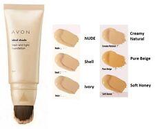 Avon Ideal Shade fresh & light Leichte Foundation 30ml ölfrei - Farbwahl