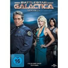 BATTLESTAR GALACTICA-SEASON 2.1 - 3 DVD NEU EDWARD JAMES OLMOS,MARY MCDONNELL
