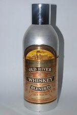 WHISKY OLD RIVER BOURBON AMERICAN BLENDED WHISKY 8 YEARS OLD AÑOS 70 75cl.