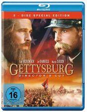 Blu-ray * Gettysburg - Director's Cut Special Edition * NEU OVP
