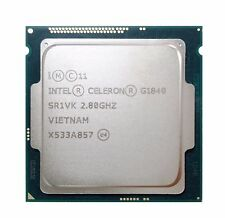 1PC  used Intel G1840 casual CPU official version of the dual-core LGA1150