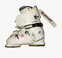 Rossignol Women's Scratch 70 Ski Boots White Pink Black 288 mm - 24.5