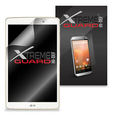 3-Pack Clear XtremeGuard HI-DEF Screen Protector For LG G Pad X 8.0