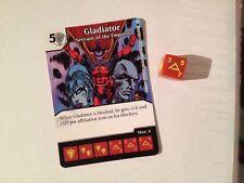 Marvel Dados Maestros Amazing Spider-man - Gladiador: siervo de la emperatriz # 050
