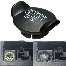 New Car Power Socket Lighter Cigarette Outlet Cover For Ford Focus Fiesta Mondeo