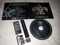 CD STRATOVARIUS - SAME - SELF TITLED - S/T JAPAN