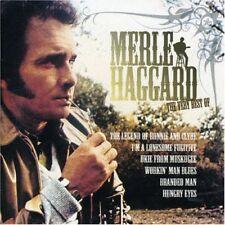 MERLE HAGGARD THE VERY BEST OF MERLE HAGGARD CD NEU