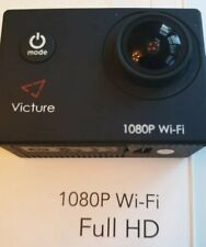 Victure Action Camera Full HD 1080P Wifi Waterproof Underwater Camcorder sport