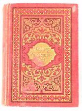 Classico dimentica il mio non Helmich Verlag circa 1890-Oro Taglio