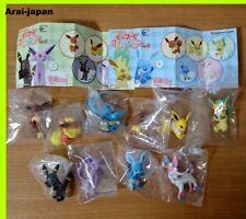 Pokemon center Putitto Eevee Eievui Collection figure gacha x all Japan Vol.1 2