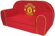 Manchester United Childrens Chair Armchair Sofa Seat Stool Kids Toddlers Childs