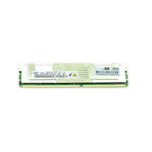 DDR2 Server RAM 4GB 2Rx4 PC2-5300F Samsung HP P/N: 466436-061
