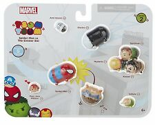 Marvel tsum tsum SPIDER-MAN vs i SINISTRI 6 include 9 FIGURE Series 2 * NUOVA *
