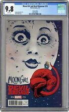 Moon Girl and Devil Dinosaur 19B Martin 1:25 Variant CGC 9.8 2017 2081950004