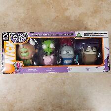 Palisades Nickelodeon Invader Zim Figurines.of Doom Set Toys