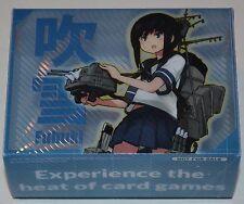 Weiss Schwarz Kantai Collection Kancolle official promo deck box   BRAND NEW